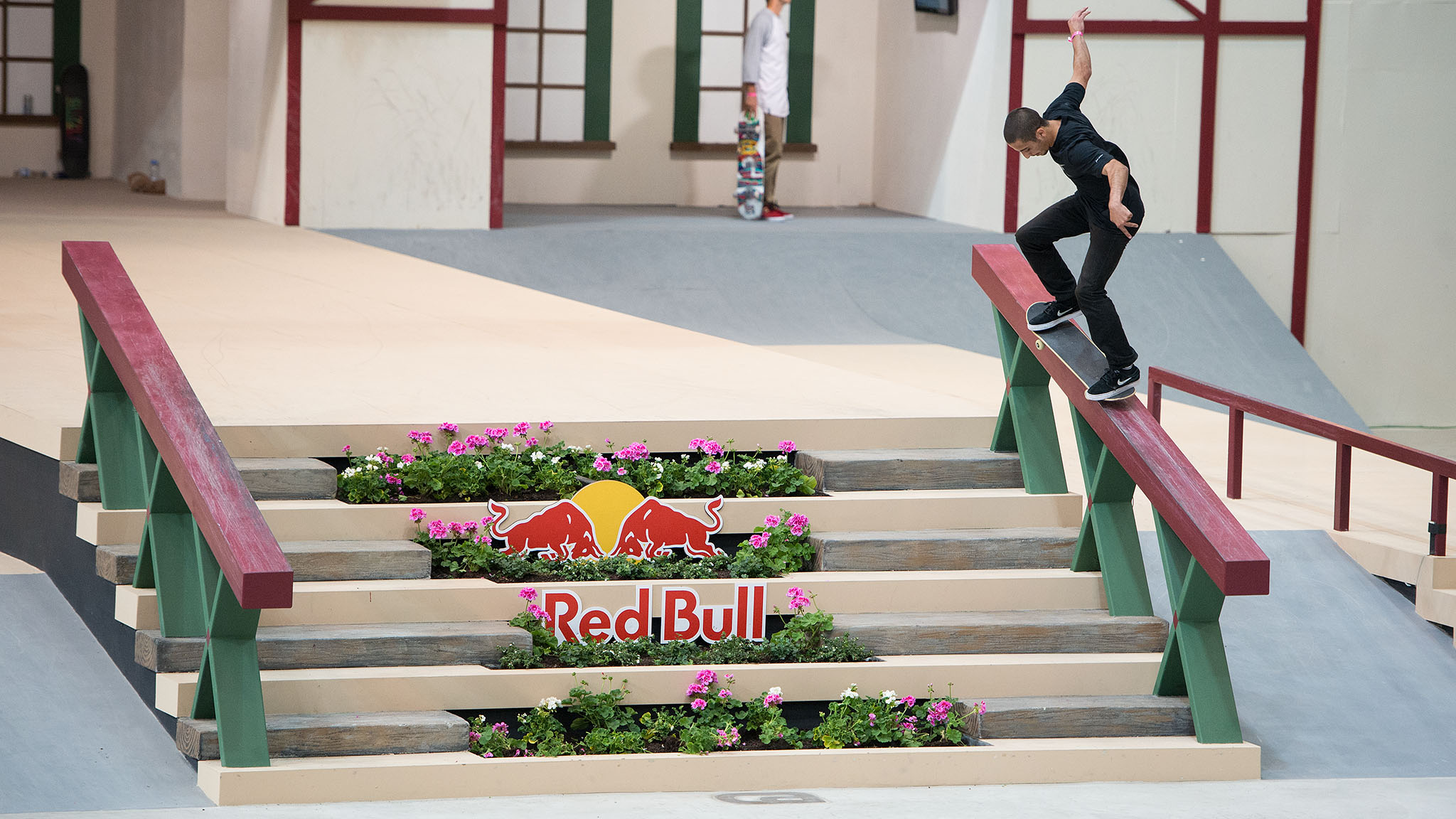 Belgian skater Youness Amrani kicked off X Games Munich with a win in SLS Select Series, earning a spot in the Street League prelims on Friday.