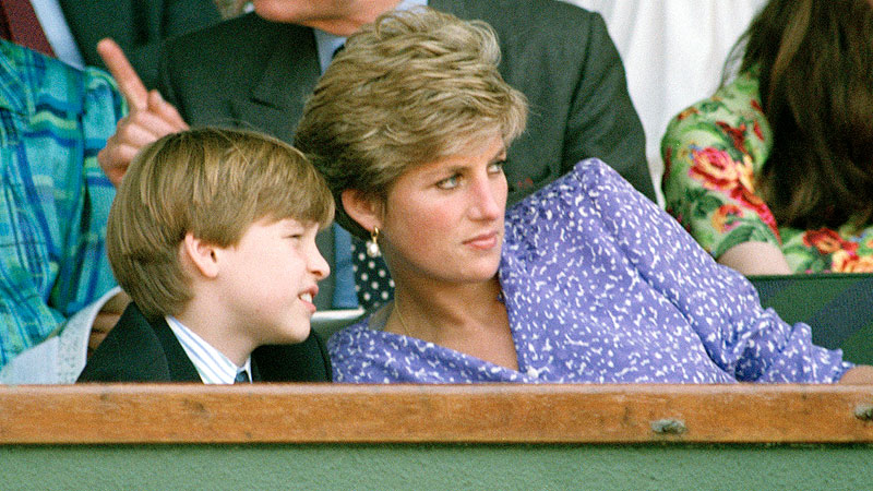 Since the days when Princess Diana brought a young William to Centre Court, royals watching has been as much a part of Wimbledon's allure as the tennis.