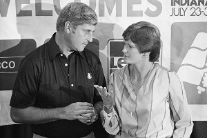 Bob Knight and Pat Summitt