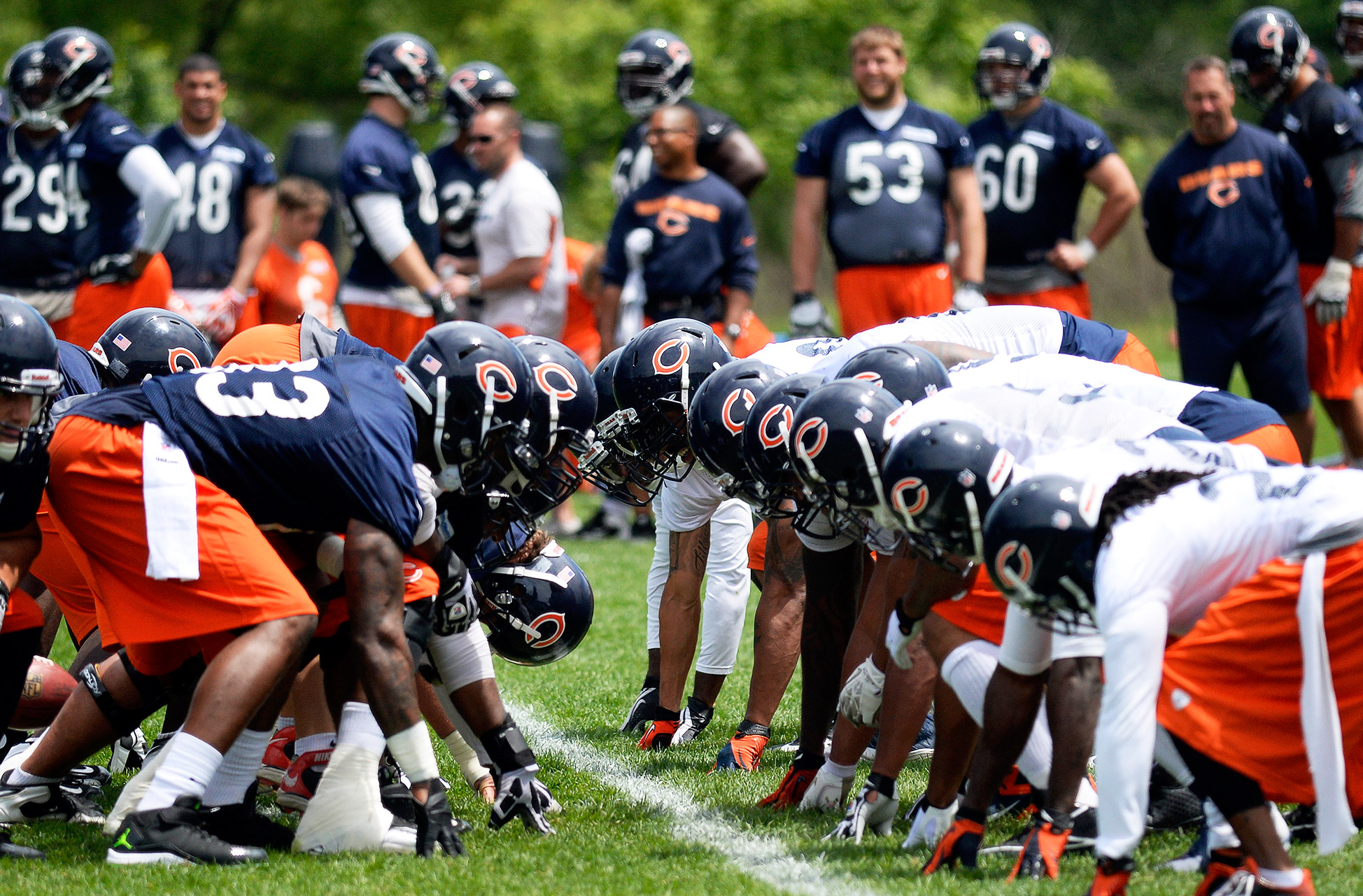 Chicago Bears OTA