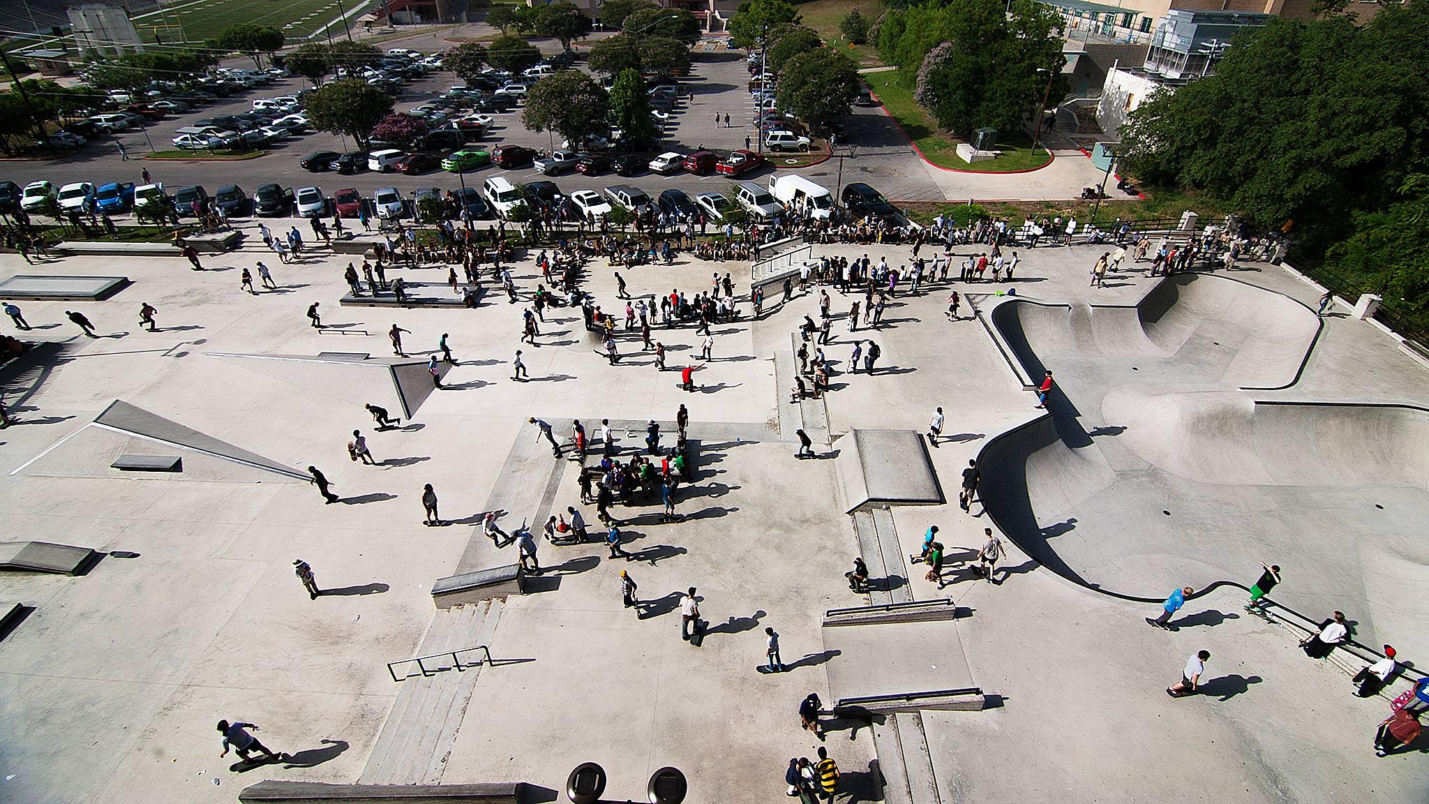 House Skatepark