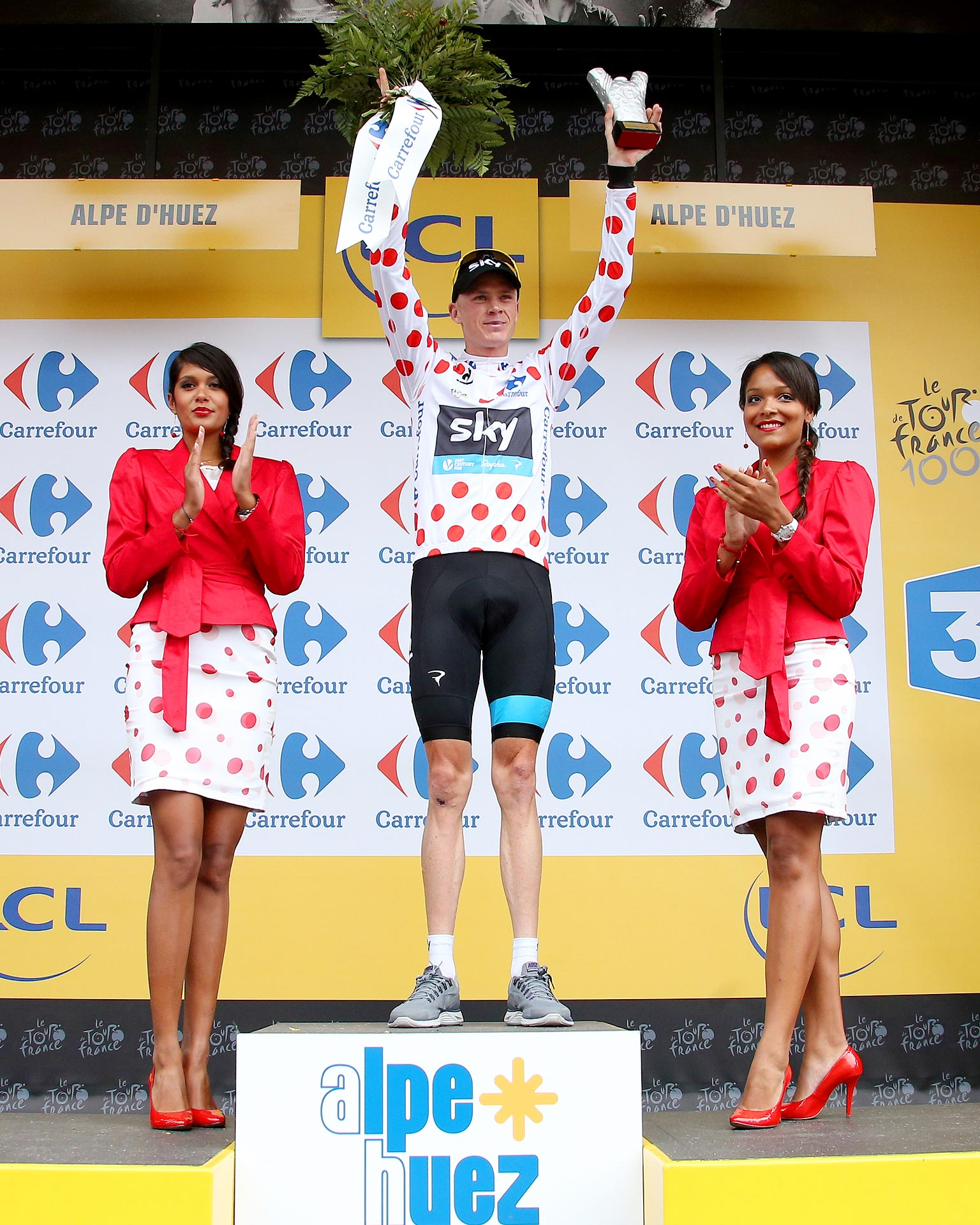 Christopher Froome best climber