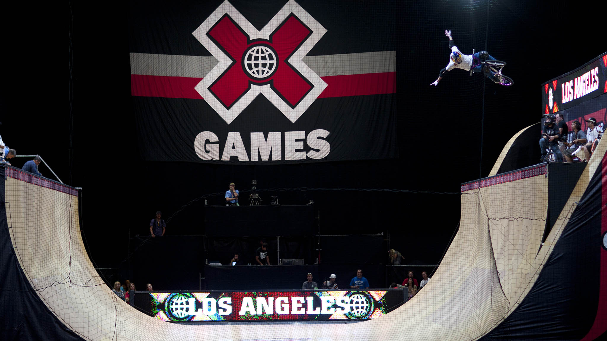 No-hander, X Games Los Angeles, 2010