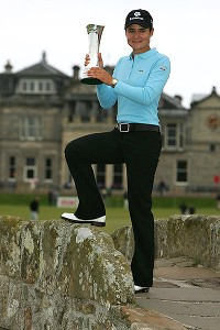 Lorena Ochoa was the proud winner of the Womens British Open the first time it was played at St. Andrews, in 2007. There were no concerns about it diluting the prestige of the venue.