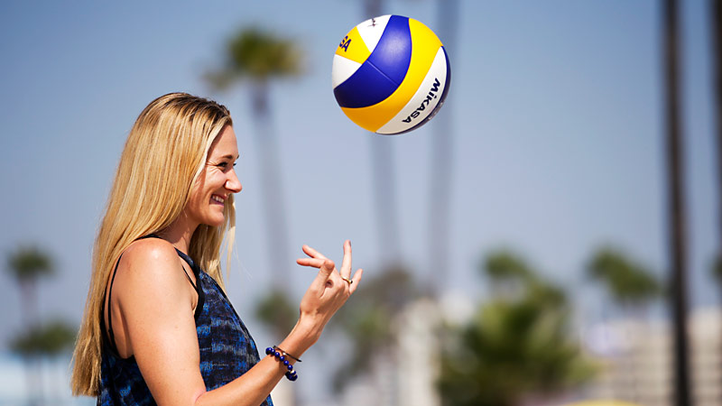 Kerri Walsh Jennings won her third straight Olympic gold medal last summer at the London Games.