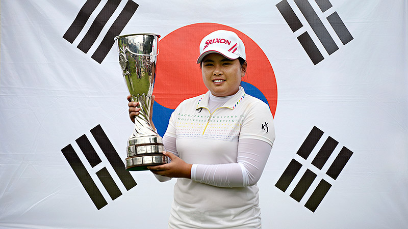 All of South Korea will be watching Inbee Park this week as she goes for her fourth major in a row at the Womens British Open.