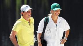 Caroline Wozniacki has worked just as hard on her career as Rory McIlroy has on his, and that makes them an ideal match.