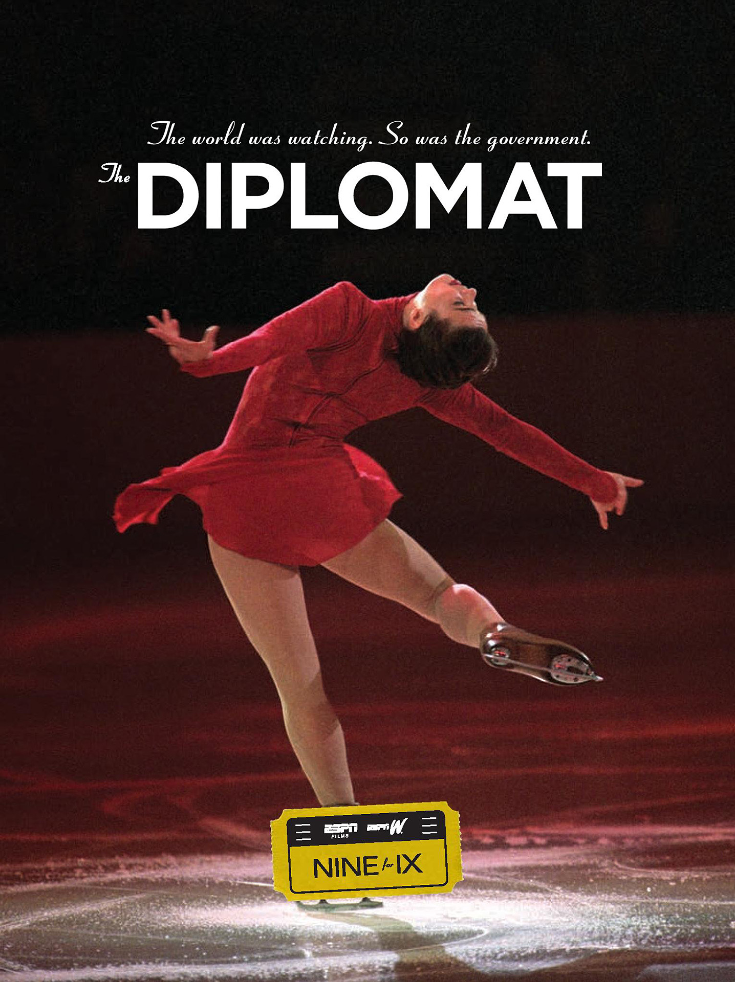 Official Poster: 'The Diplomat'