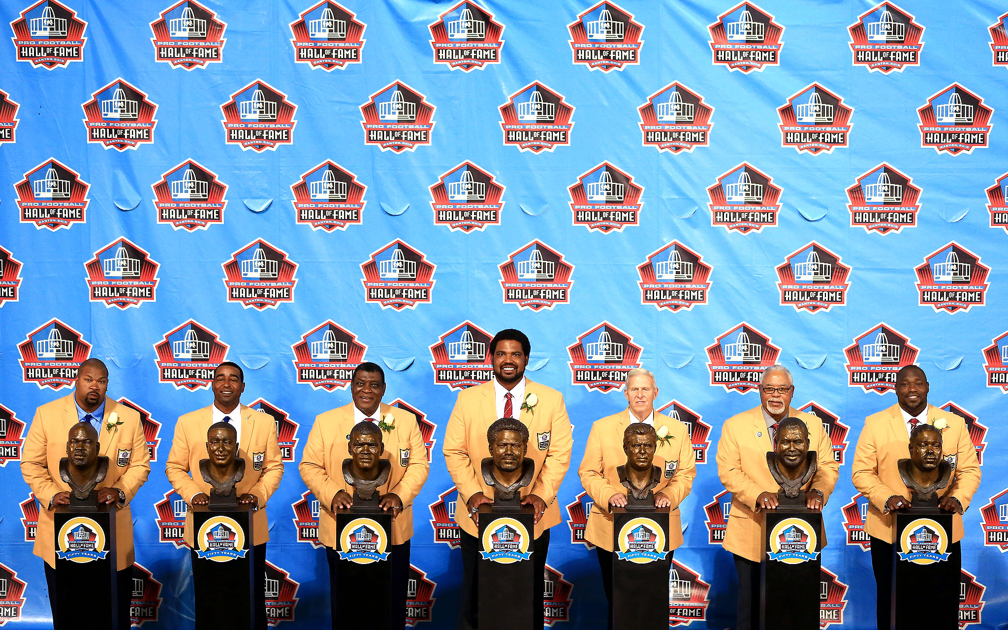 Pro Football Hall of Fame Class of 2013
