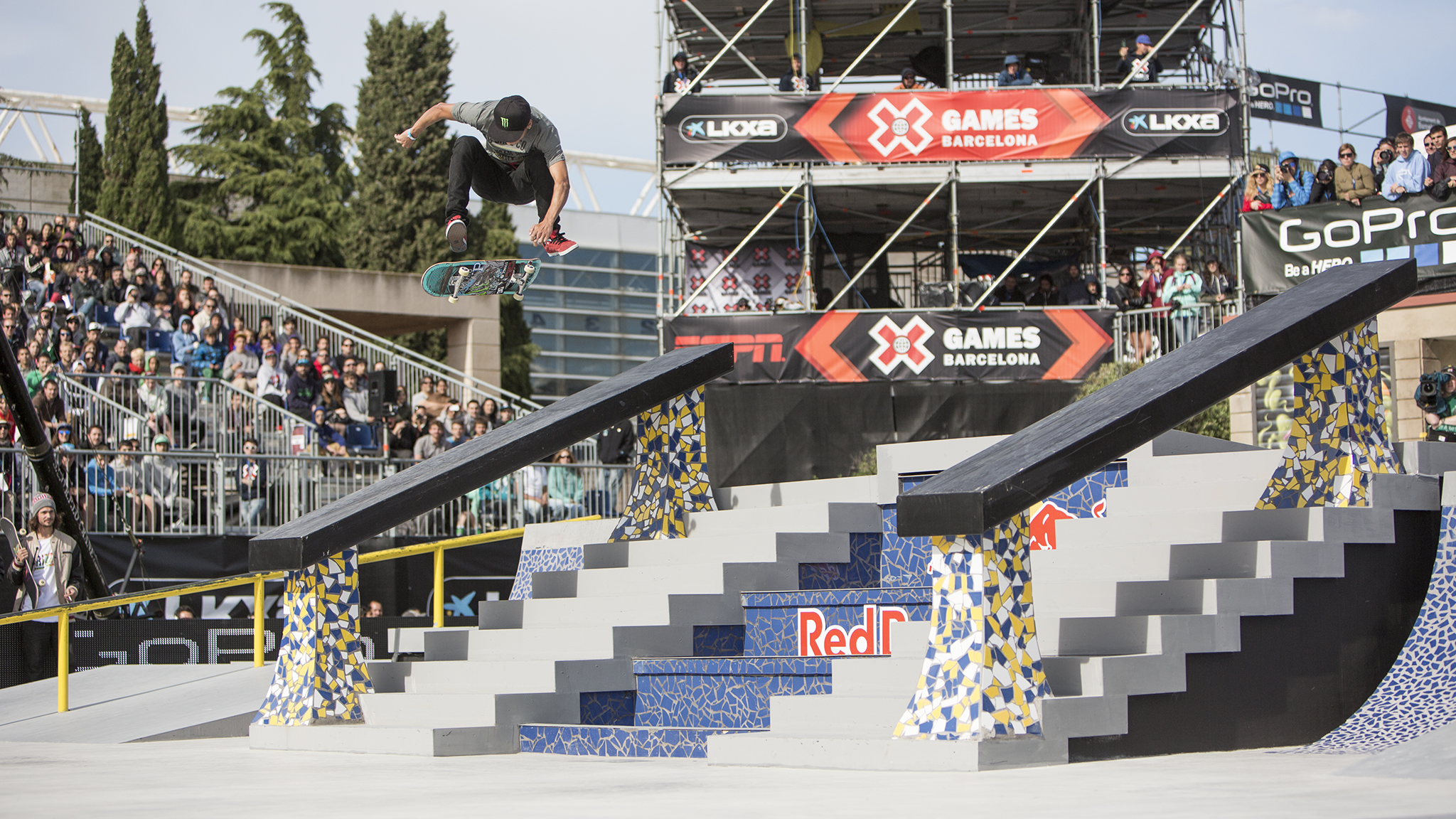2. Nyjah Huston