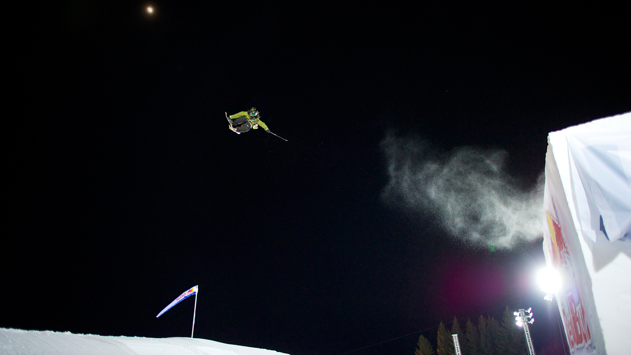 Henrik Harlaut -- Men's Ski Big Air