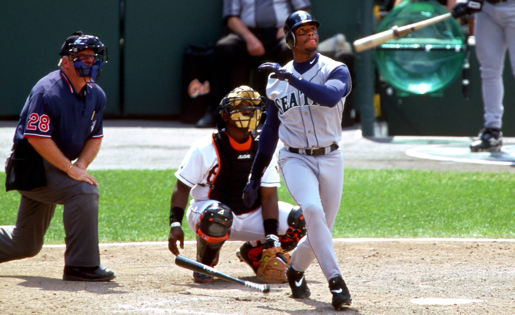 Best Swing Ken Griffey Jr Best Tools In Mlb History Espn