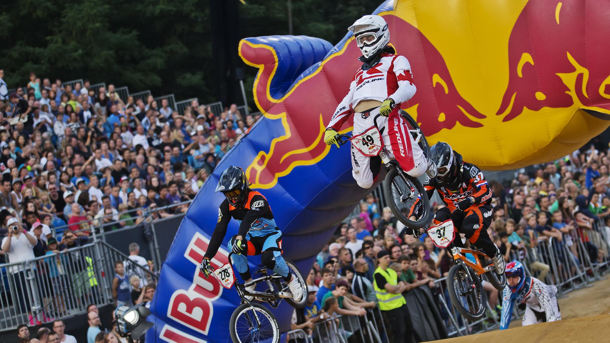 2013 Red Bull Revolution Bmx Race