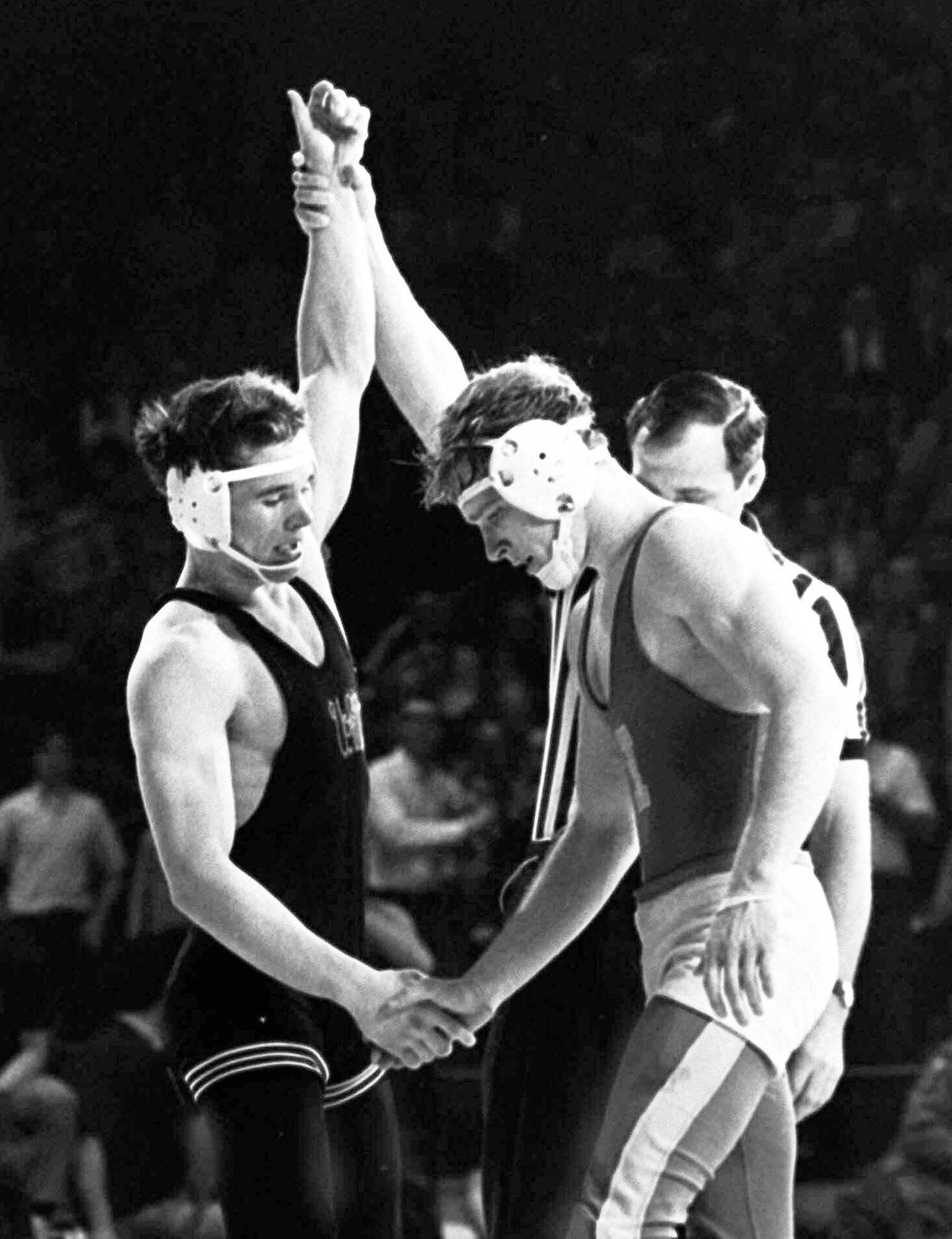 Dan Gable defeated by Larry Owings