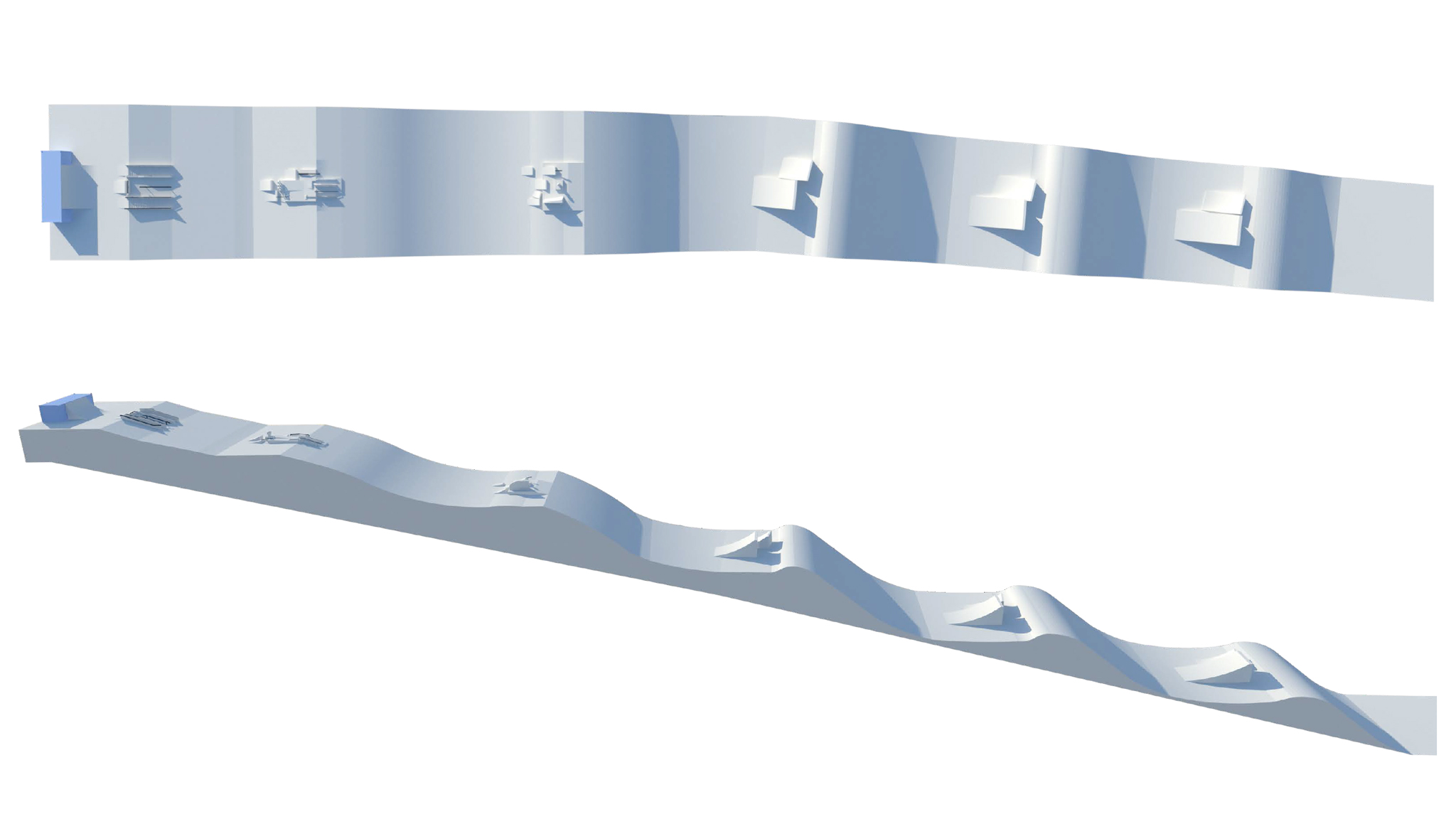 Overview: Sochi Slopestyle course