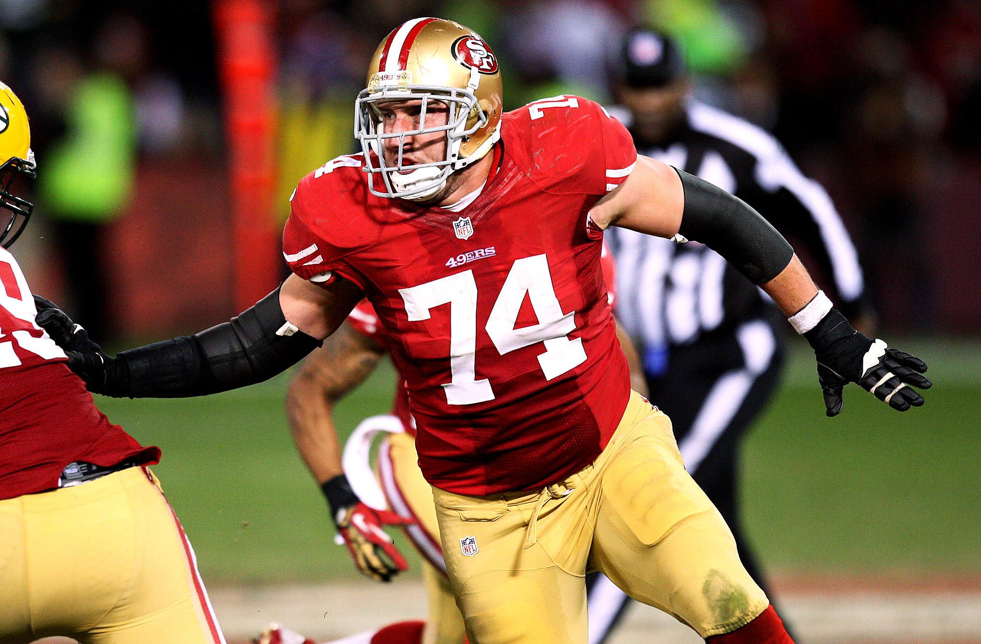 #NFLRank No. 25, Offense: Joe Staley