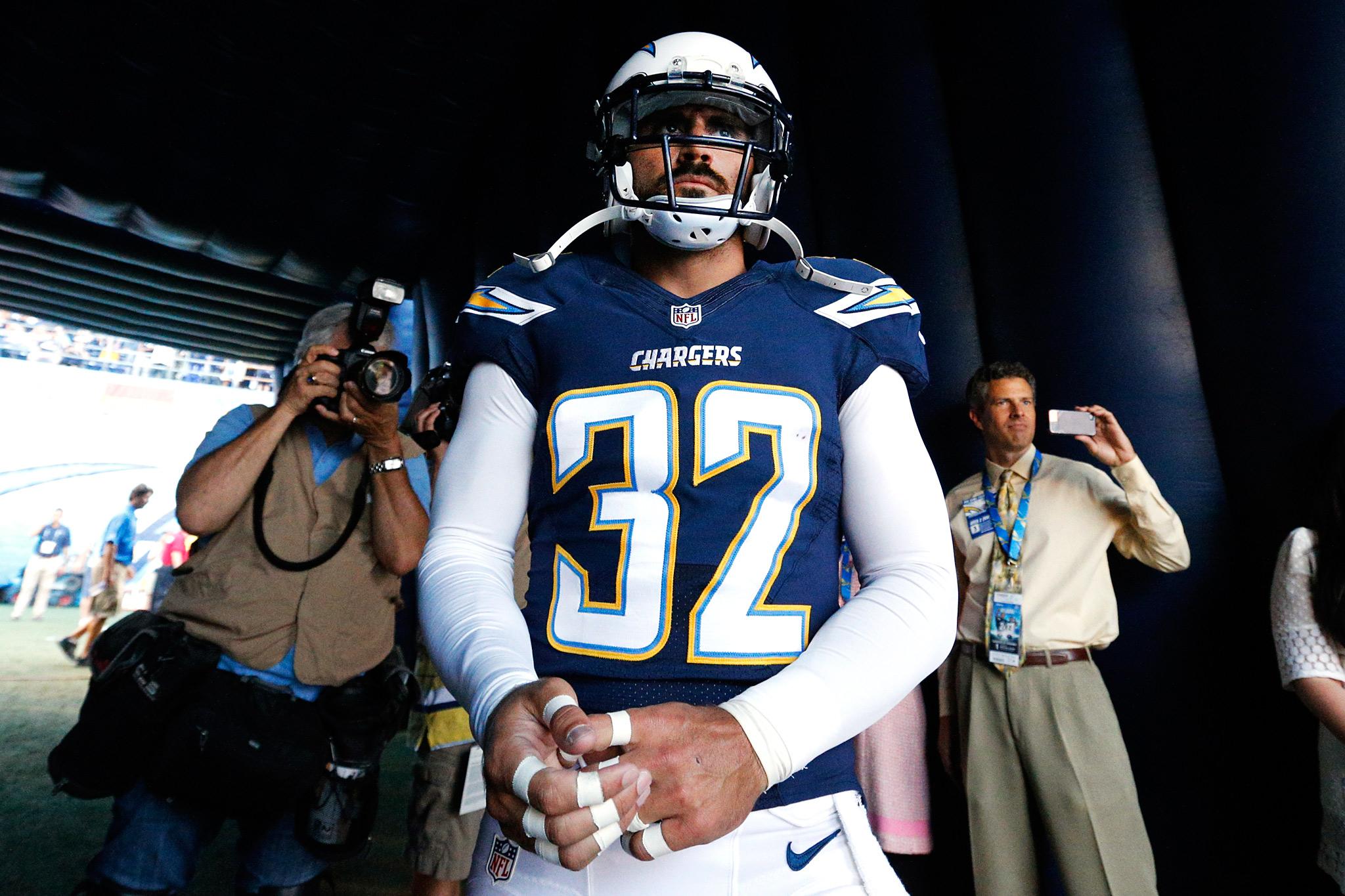 #NFLRank No. 24, Defense: Eric Weddle