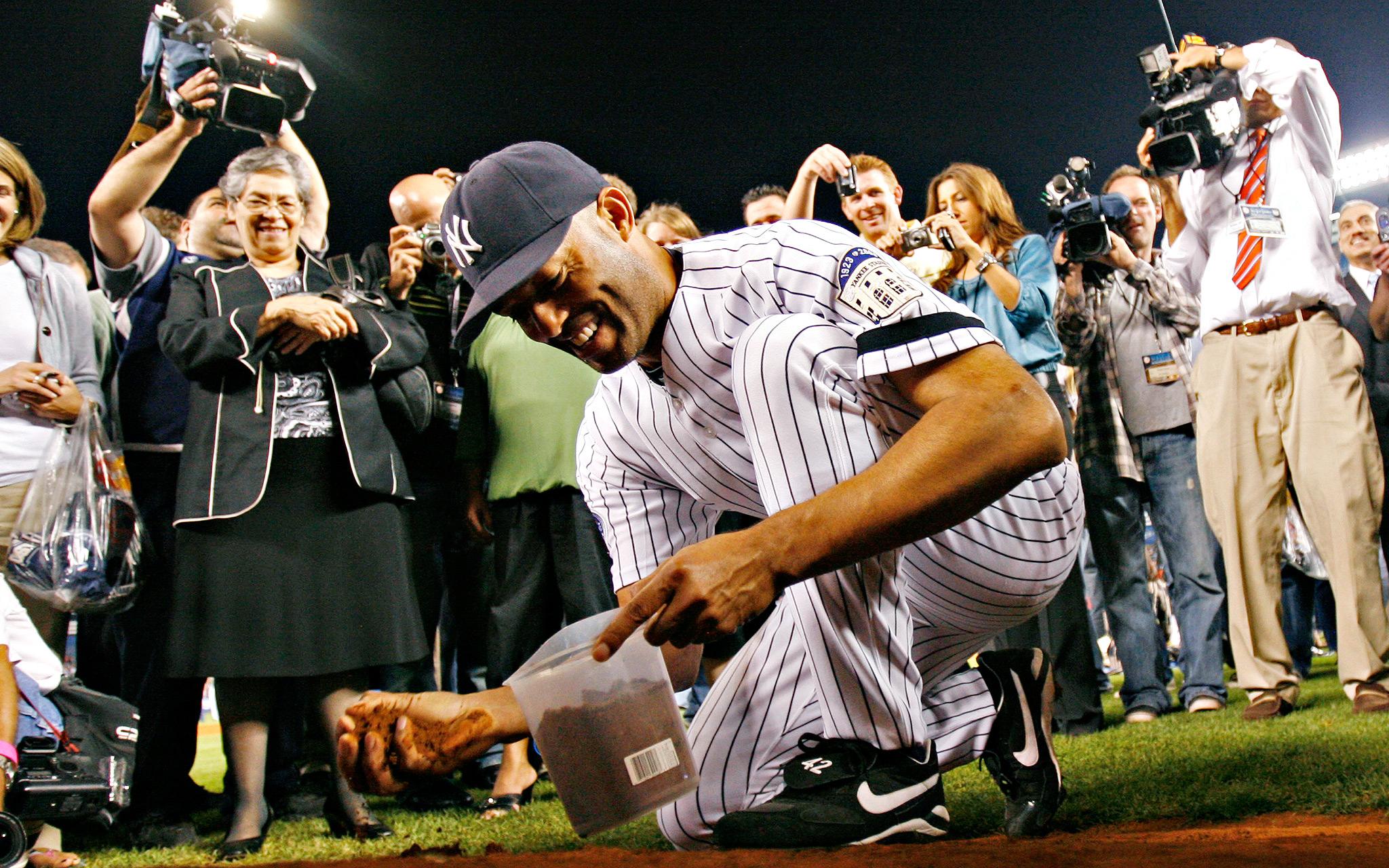 Last Save at Yankee Stadium