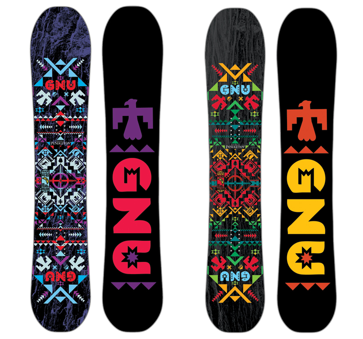Gnu Snowboards -- Washington