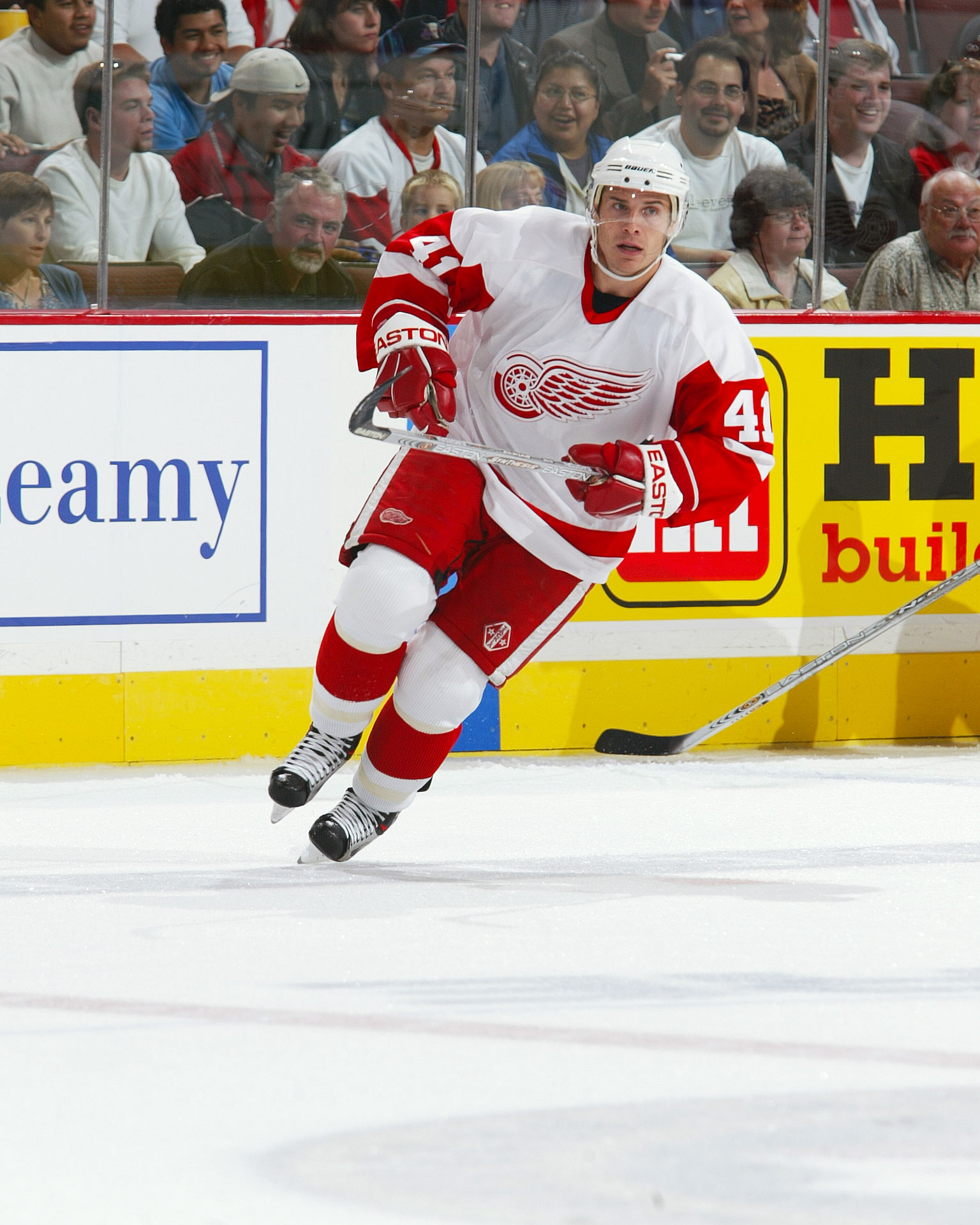 Red Wings: 2003-04