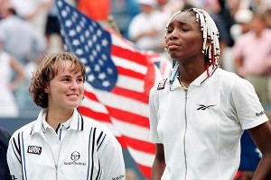 Martina Hingis, Venus Williams