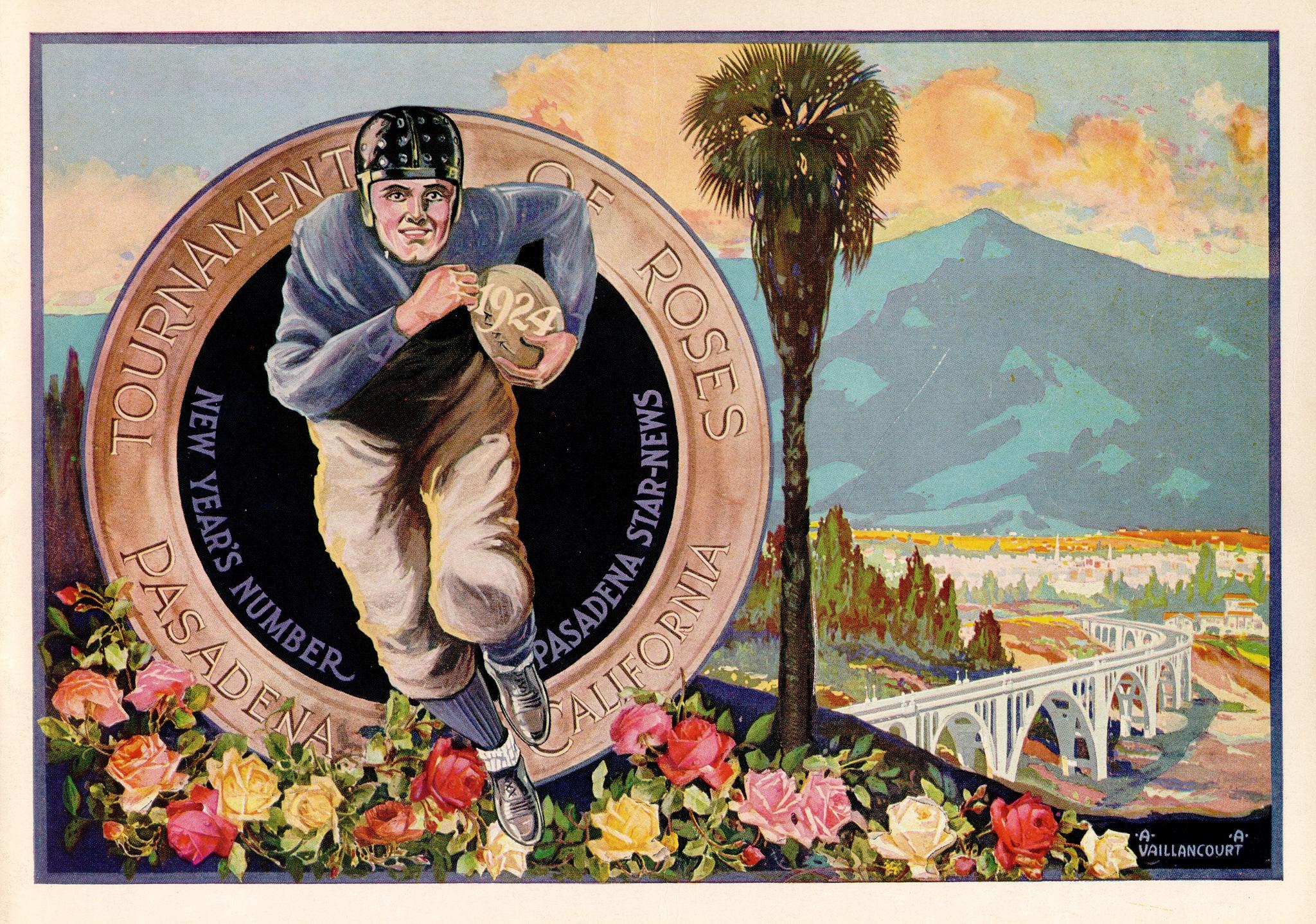 1924 Rose Bowl
