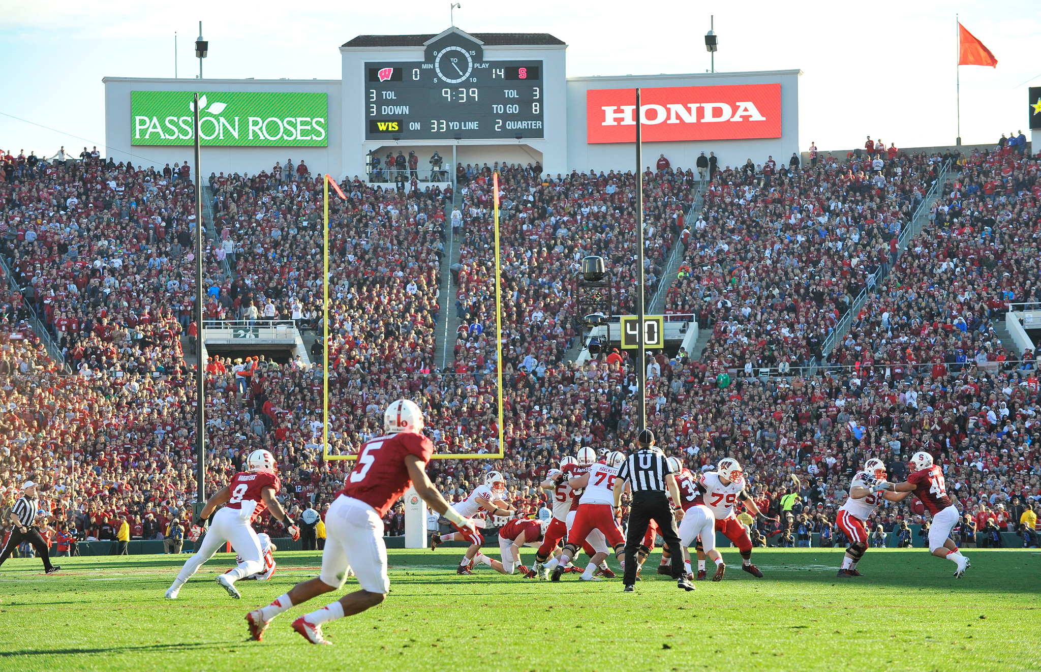 2013 rose bowl 100 years of the rose bowl photo