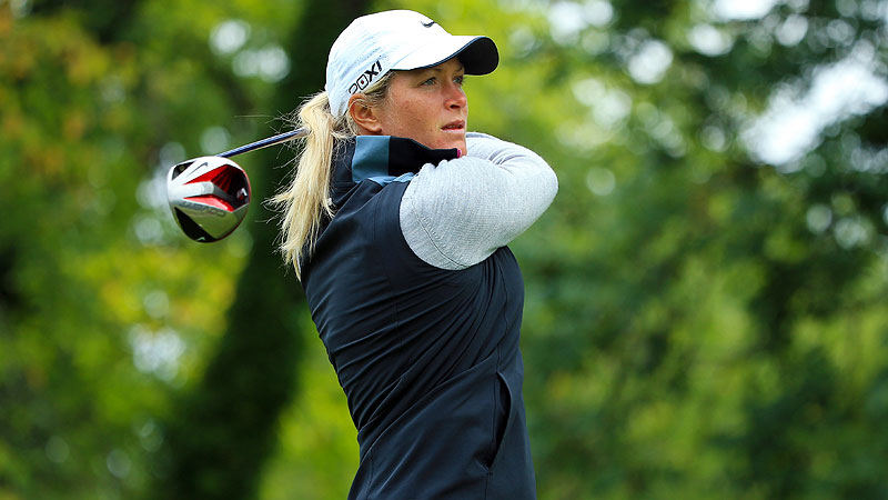 Norways Suzann Petterson has had quite the year with 10 finishes in the top 10 and a key role in the European Solheim Cup victory. She looks to add to that haul with a win at the Evian Championship in Evian-les-Bains, France.