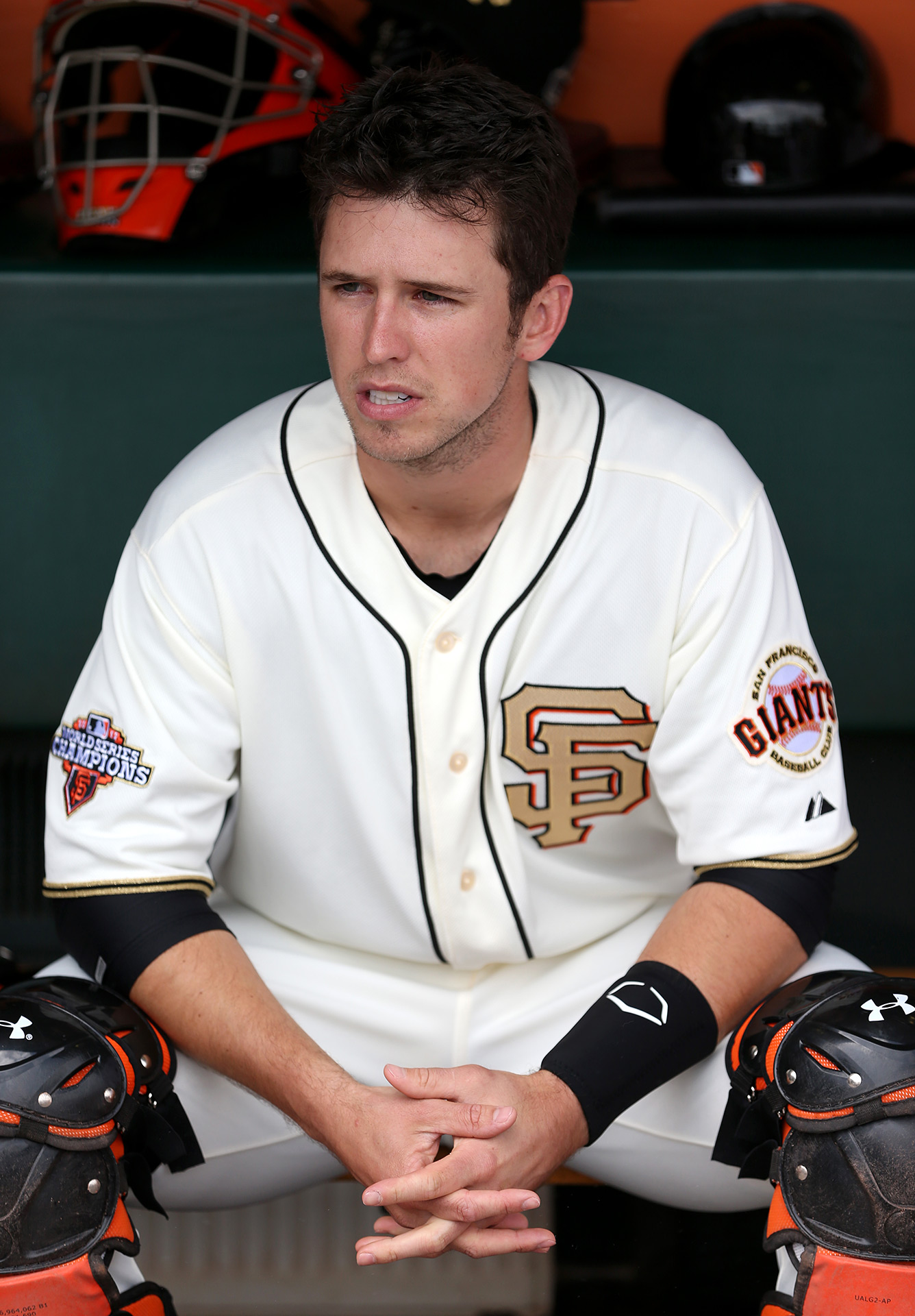 9. Buster Posey, Giants - 2 percent