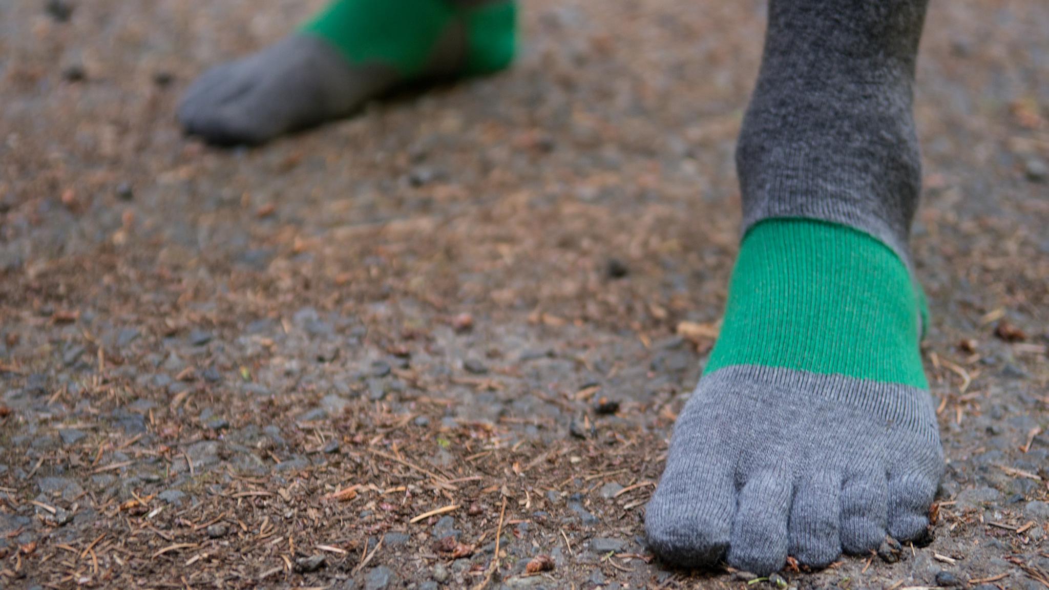 Injinji x Stance: Wittlake socks