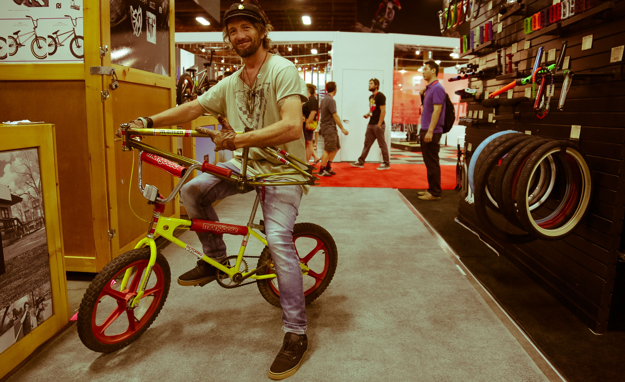 Welcome to Interbike 2013