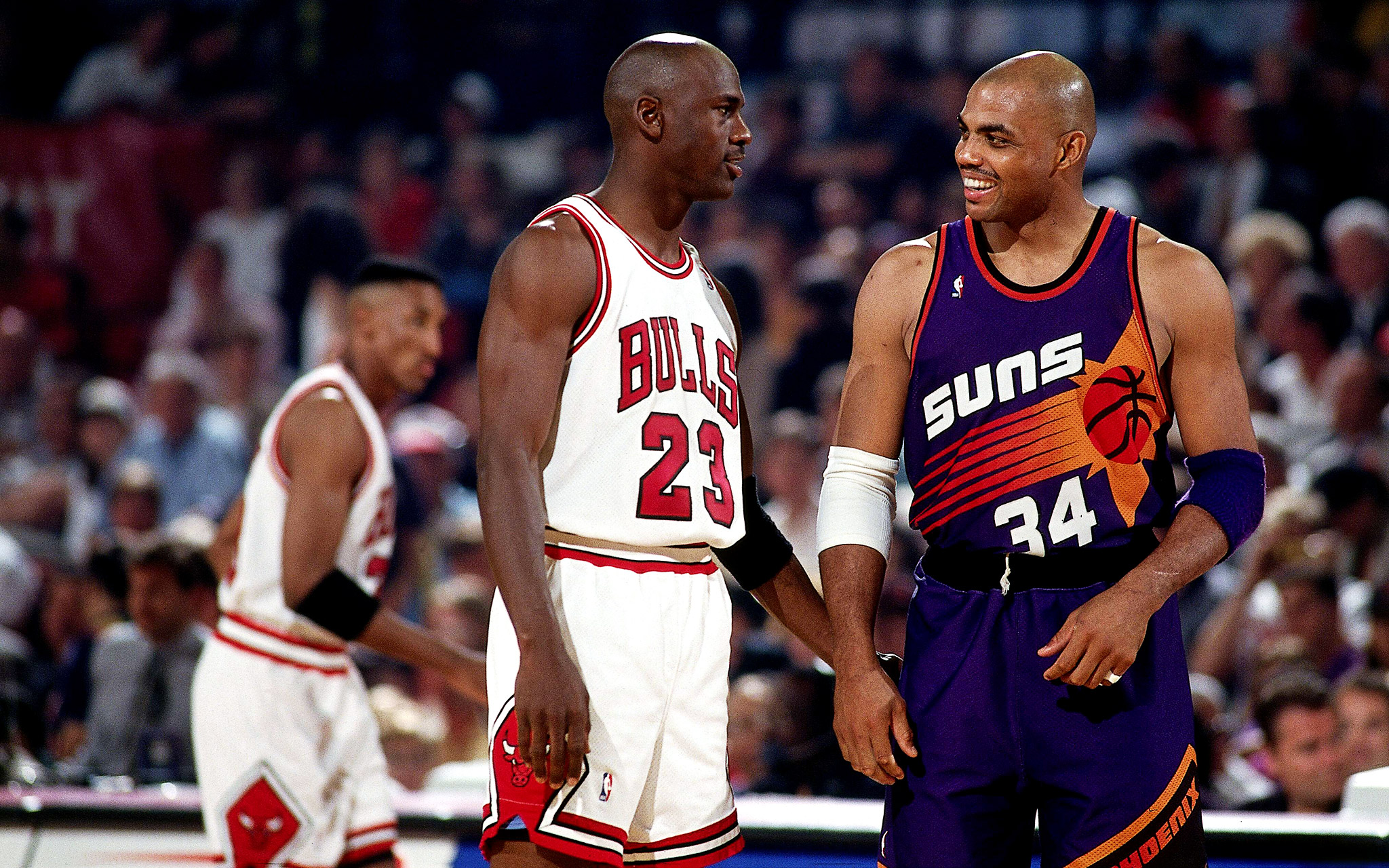 Air Jordan vs. Sir Charles