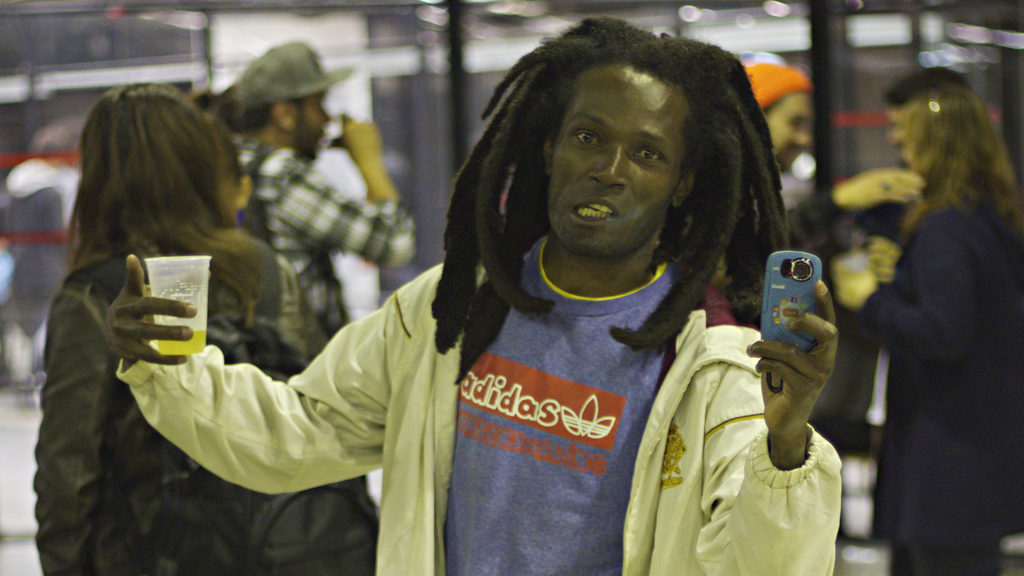 Abertura do BR2 Skate Film Festival