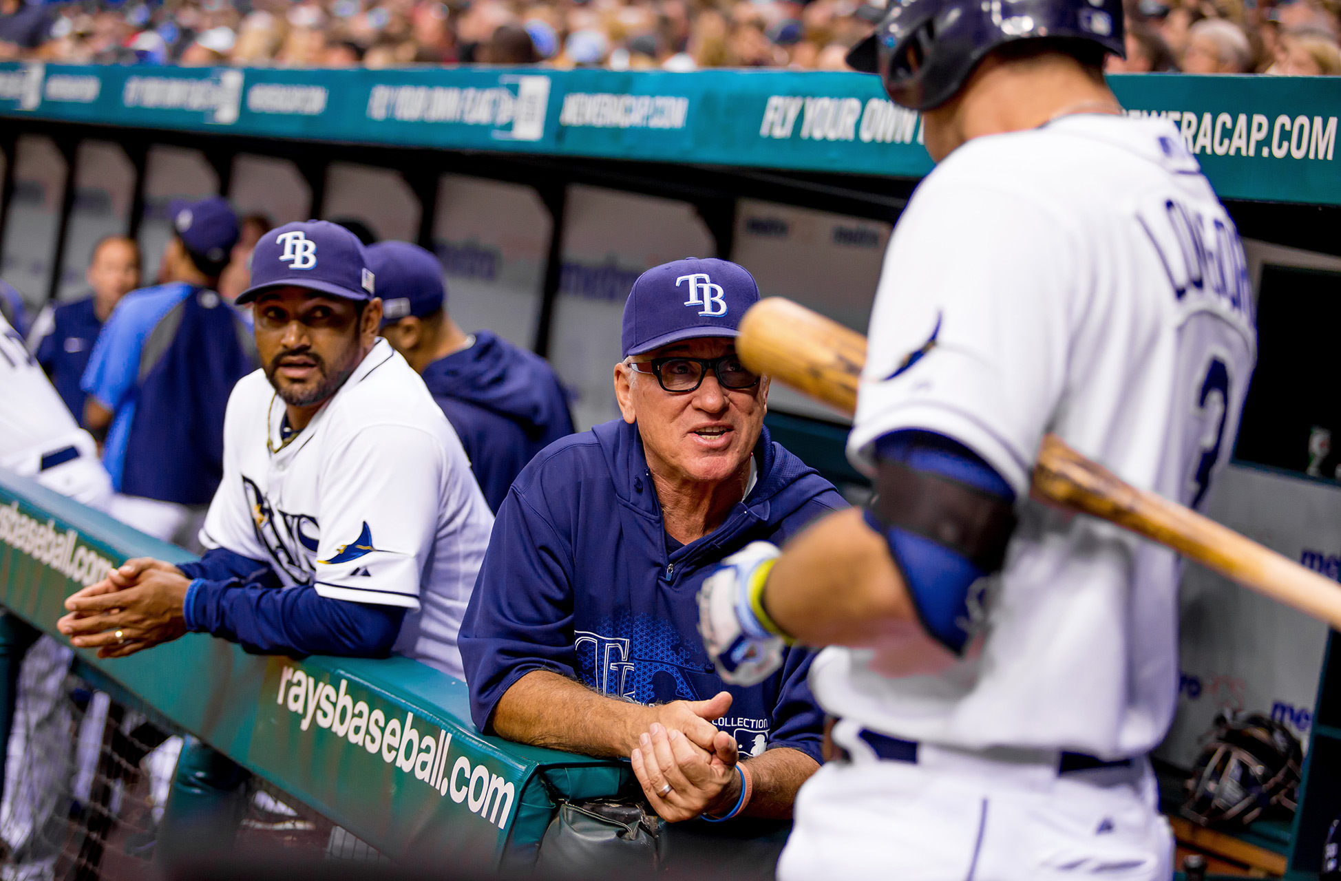 Joe Maddon: A Day in the Life