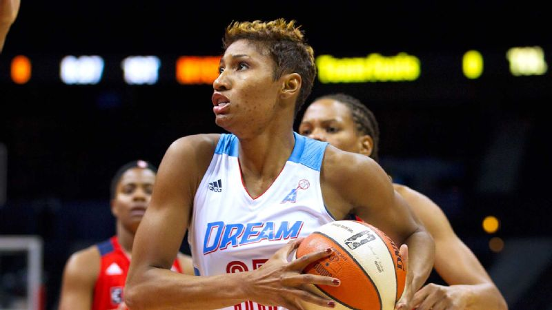 The Dreams Angel McCougtry is hoping to win her first WNBA championship for her teammates who have been with her since the beginning.