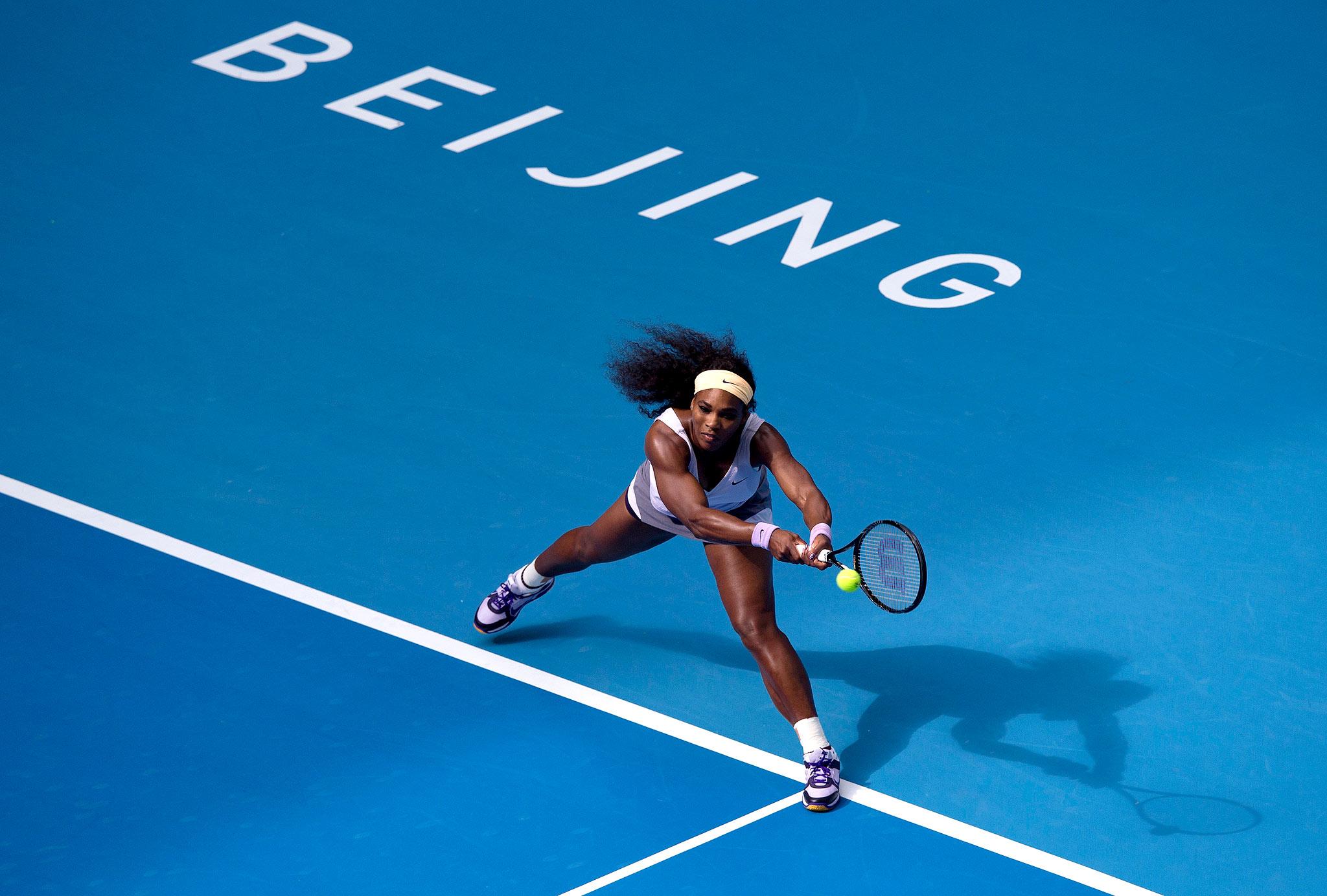 Serena Slam