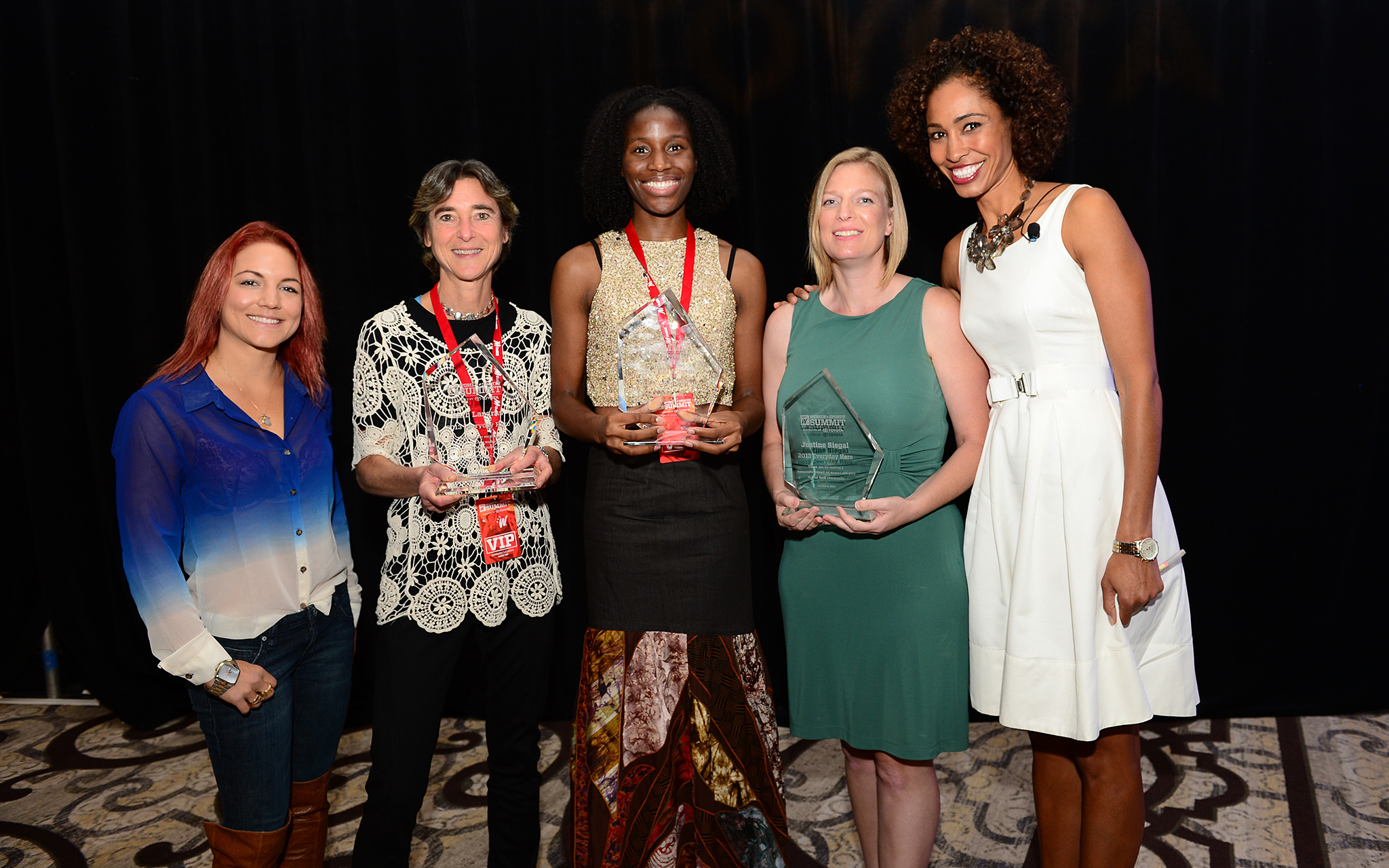 espnW: Women + Sports Summit