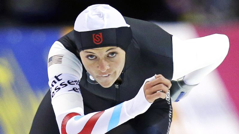 The reigning world sprint champion should be a contender in multiple long-track events in Sochi. The 24-year-old owns the American records in the 500, the 1,000 and the 1,500 meters and collected 11 medals during last seasons World Cup schedule. During her first Olympic experience in Vancouver, her best finish was sixth in the womens 500. I(Photo by AP)/I