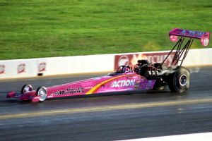 Trace the roots of womens success to Shirley Muldowney; she won not only races, but three NHRA Top Fuel Championships.