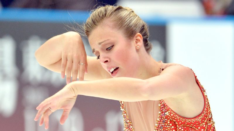 Ashley Wagner was introduced to figure skating when she was 5, and something between her and the ice clicked instantly.