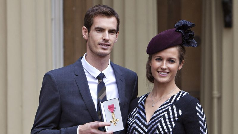 After finally ending the British drought at the All-England Club in July, Andy Murray instantly became the pride of the UK. Even the royal family got behind the Wimbledon champ. In October, Murray was invited to Buckingham Palace to receive the uber-exclusive Order of the British Empire from Prince William. As he was leaving his home to attend, he was stopped by tennis officials for an unannounced and mandatory drug test. Apparently NOTHING is more important than collecting a urine sample. Murray eventually arrived (late) and was presented with the coveted award and chatted with Kate Middletons husband for several seconds. (Photo: AP)