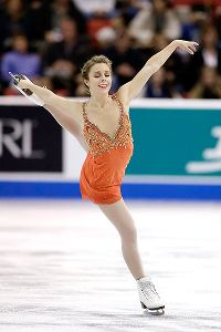 Ashley Wagner won the silver at Skate America and said she appreciates what gold medalist Mao Asada is doing for skating.