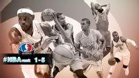 NBA Rank #1