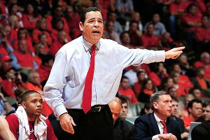 Kelvin Sampson's texting got him in serious trouble with the NCAA, back when the organization really came down on rules violators.