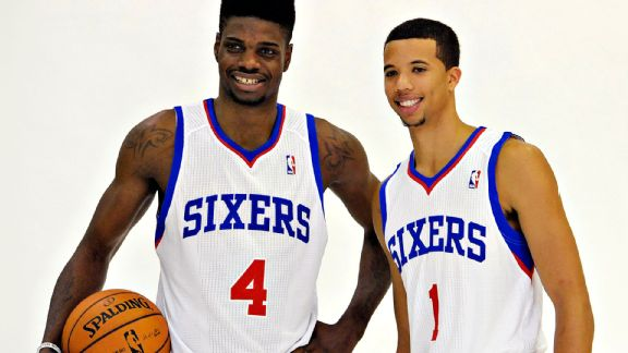 Philly is in for a long season, but Nerlens Noel and Michael Carter-Williams provide hope for the future.