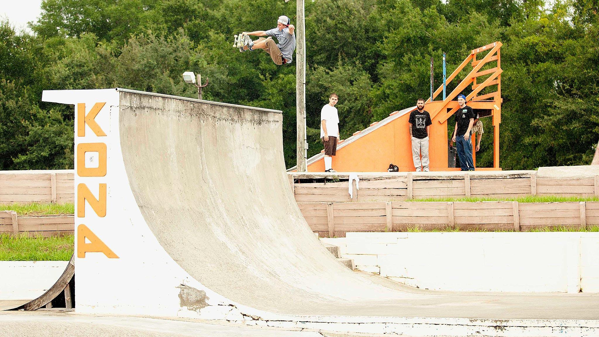 Kona Skatepark, Jacksonville, Fla.