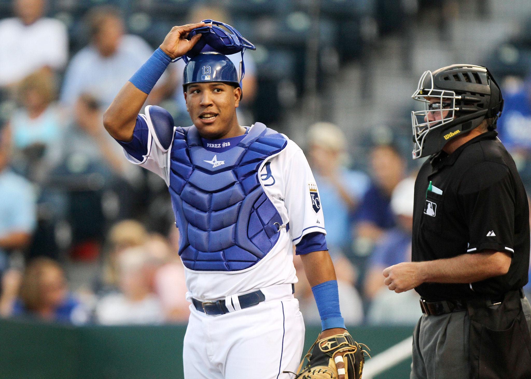 Catcher: Salvador Perez