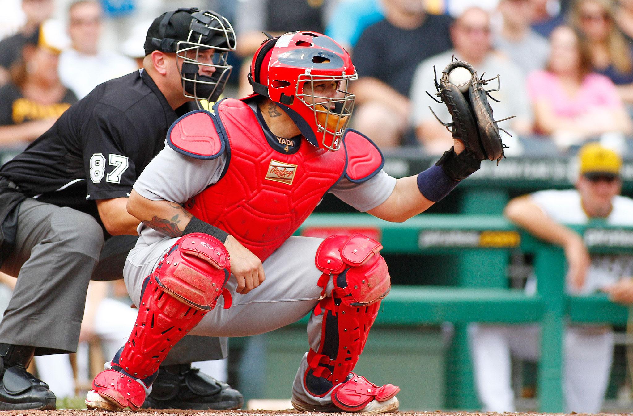 Catcher: Yadier Molina