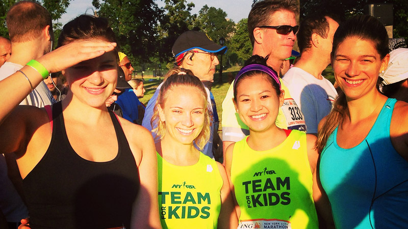 Karoline Engel: Running in memory of Sandy Hook