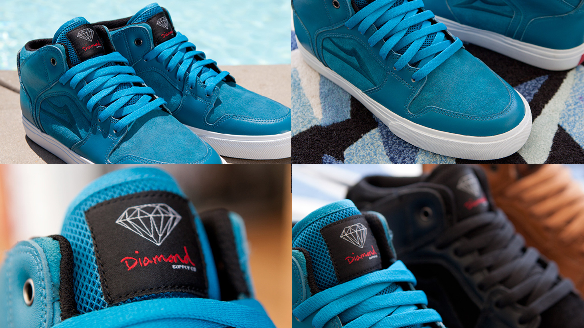 Lakai x Diamond Supply Co.